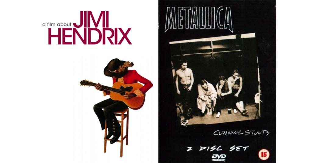 Jimi Hendrix & Metallica
